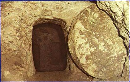 La rueda de queso del santo sepulcro Sepulcro